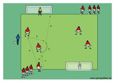 This free youth soccer drills database contains 900+ exercises designed by soccer experts for College, High School, Club and Recreational Coaches.