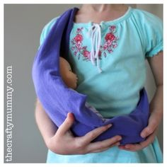 Baby Doll Carrier Google And Patterns On Pinterest