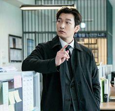 Hwang Shi mok | Forest of secrets Asian Actors, Korean Actors, My Superman, Seong, Korean Drama, Celebrity Crush, Gorgeous Men, Asian Beauty, Actors & Actresses