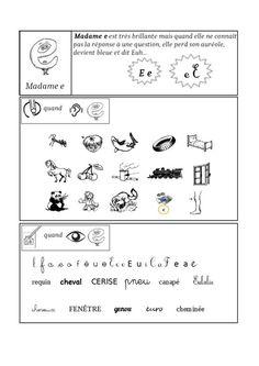 Cahier d'écriture GS évolution janvier à avril - La classe de Luccia ! Math Gs, Maternelle Grande Section, Kindergarten Reading, Math Lessons, Alphabet, Education, Conscience, Mardi Gras, Peda