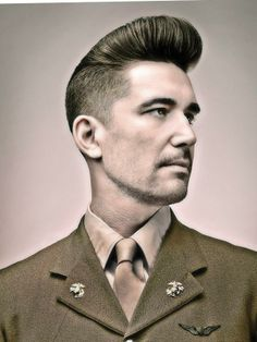 2014 Mens Hairstylist/Coiffeur pour Hommes Contessa Winner Matthew Conrad from Victory Barber
