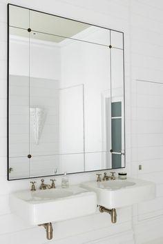 Mirror Designs For Bathrooms Designer Bathroom Mirrors Vintage