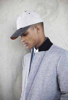 Heather grey: where casual meets professional