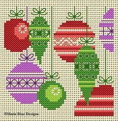 Maria Diaz Designs: Exclusive cross stitch designs, cross stitch charts &…