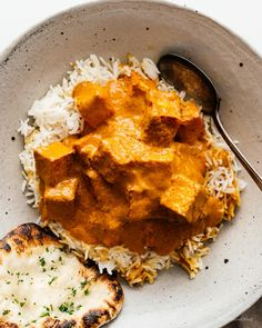 No chicken butter chicken with tofu and paneer paneer recipes, lentil recip Paneer Recipes, Lentil Recipes, Tofu Recipes, Indian Food Recipes, Vegetarian Recipes, Chicken Recipes, Healthy Recipes, Indian Food Vegetarian, Indian Snacks