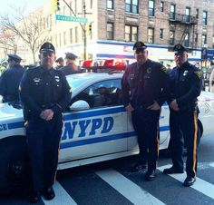 Our brothers from #RunnemedePolice attended the funeral for #NYPD Officer Rafael Ramos #ThinBlueLine #LESM #GTPD