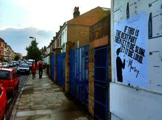 Morley - I Support Street ArtI Support Street Art