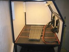 Homemade sandblasting cabinet fabricated from steel. & 76 best sand blaster images on Pinterest | Garage Log projects and ...