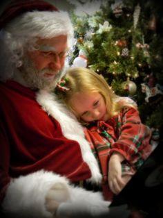 Santa Children's Christmas Photography