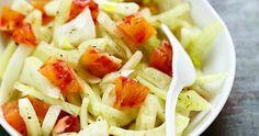 Salade fenouil orange    Cette salade de fenouil et orange , typique du Sud de l'Italie, notamment de la Sicile mais aussi dans d'autres r...