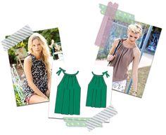 vestido verde esmeralda ejemplo Vestido Verde Esmeralda #DIY con patrón incluido