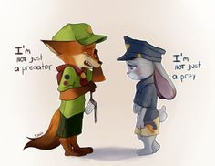 Want to discover art related to zootopia? Check out inspiring examples of zootopia artwork on DeviantArt, and get inspired by our community of talented artists. Disney Pixar, Disney Animation, Disney Fan Art, Disney And Dreamworks, Disney Magic, Disney Movies, Disney Characters, Zootopia Comic, Zootopia Fanart