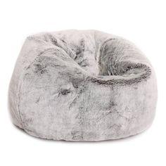 faux fur beanbag uk - Google Search