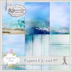Papers CU vol.97 [agnesingap_papersCUvol97] - €3.99 : Digital-Crea.fr, La boutique du Scrapbooking Digital
