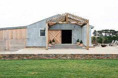 A converted barn