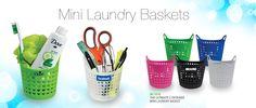 Mini Laundry Basket