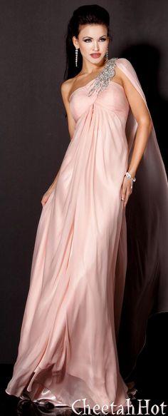 JOVANI - Gorgeous Satin Gown