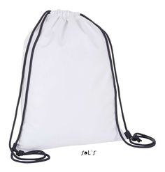 SO01671 DISTRICT 100% COTTON DRAWSTRING BACKPACK