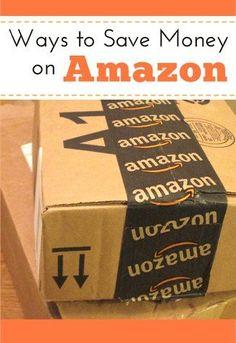 10 Ways on How to Save Money on Amazon