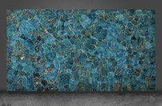 ESTUDIO ARQUÉ 珍贵石材精选系列 - Apatite blue #stone