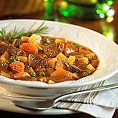 Crockery Beef Stew from Pillsbury® Baking