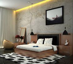 Schlafzimmer Farben – Beige-Tönen liegen hier genau richtig