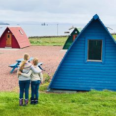 Our guide to Shetland with kids - Globalmouse Travels family travel Famous Lighthouses, Viking Longship, Stay In A Castle, Northern Island, Uk Trip, Stay Overnight, Walk Past, Nature Reserve, Fun Things