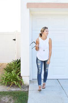 Natalie Borton | How to Style