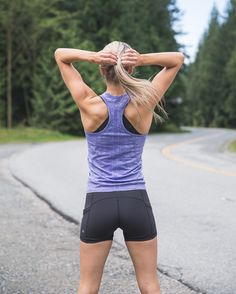 Swiftly Tech Racerback: yup, we wear it for pretty much everything.