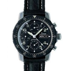 Sinn 103 St - Leather Strap   Sinn Watches   Watches   Page And Cooper