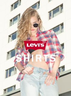 #summer #lookbook #shirt #levis #liveinlevis