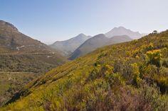 Südafrika - Reisen - Berge