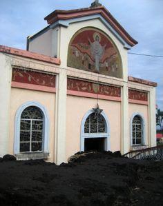 Eglise Ste Rose - Ile de La Réunion