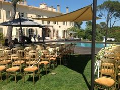 Lou Casteou 9th June 2012 - Beautiful location for a summer wedding.
