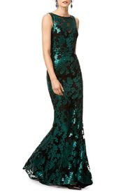 Ivy Gown by Badgley Mischka $75 - Rent the Runway