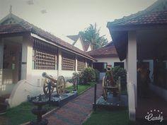 Police museum in fort kochi