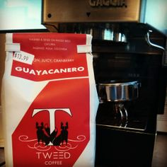 tweed guayacanero (huila, colombia). divine citrus notes and a stellar smooth finish. https://www.facebook.com/tweedcoffee