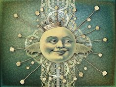 Vintage Moon (by Róisín NicLochlainn)    Vintage Moon by Manueeltje