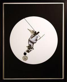 Moon men pt. 1 by Alejandro Chavetta, via Behance