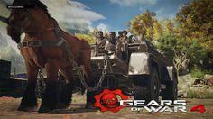 Gears of War 4 * Kampagne Koop * Akt 1 Kapitel 3 - Neue Freunde