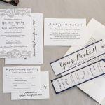 Classic Wedding Invites, Willow Valley Resort, Lancaster Weddings {Queen Bee Paperie}