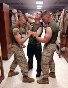 Pics of hot sexy marines