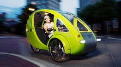 The pedal-powered solar-electric Elf trike proves that one horsepower is enough to form a virtuous cycle.