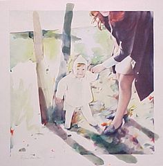 Mother and Child - Richard Hamilton Richard Williams, Famous Words, Art Database, Collage Artists, Mother And Child, Historian, Figure Painting, Short Film, Vulnerability