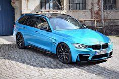 BMW F31 M3 Wagon Bmw Touring, Wagon Cars, Bmw Wagon, Bmw Alpina, Bmw E46, Bmw Kombi, Dream Cars, Dream Auto, Shooting Brake