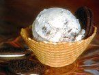 Easy Homemade Cookie Ice Cream (Similar to Blue Bell Homemade Vanilla)