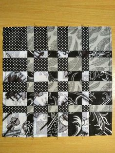 convergence quilt