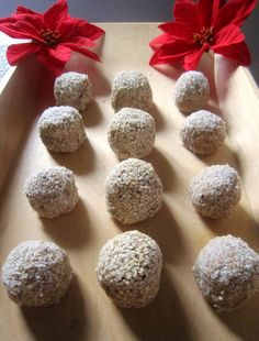 Supercharged Food » Coconut and Almond Bliss Balls