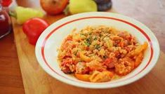 A lecsó még mindig üt Minion, Macaroni And Cheese, Grains, Rice, Ethnic Recipes, Food, Red Peppers, Mac And Cheese, Minions