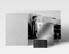 """Check out this @Behance project: """"PERLAN men's boutique""""…"""